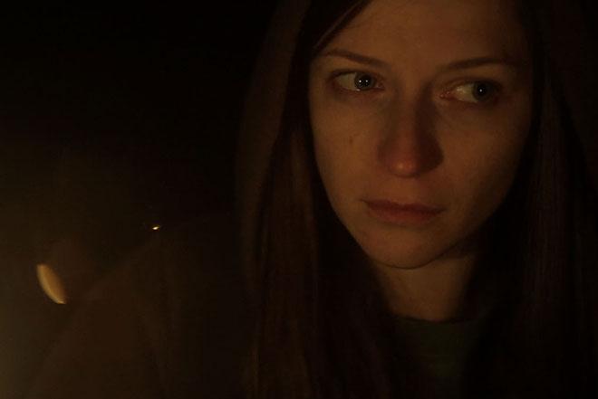 W ciemnym lesie